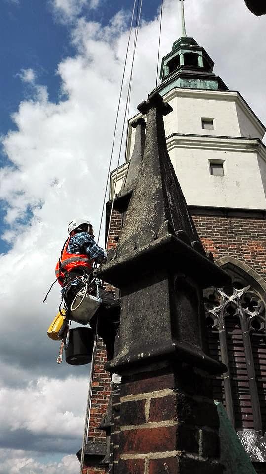 Реставрація фасадів на будинках. Київ